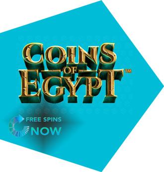 coins of egypt slot netent