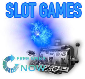 slot games free spins now